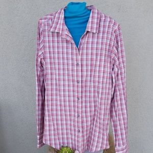Pendleton long Sleeve plaid shirt